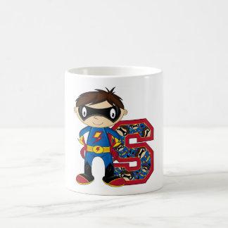 S is for Superhero Coffee Mugs