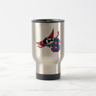 S is for Superhero Coffee Mug