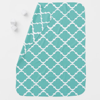 S.K. Trellis Baby Blanket