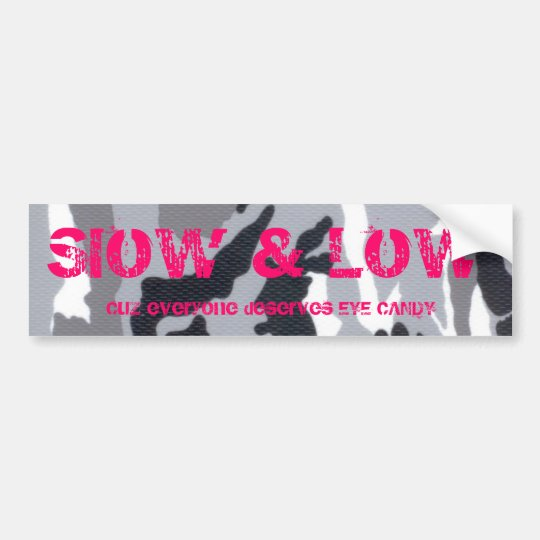 S&L BUMPER STICKER