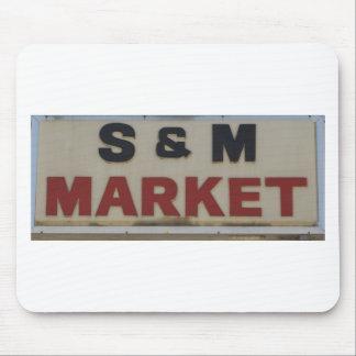 S M Market Mousepad