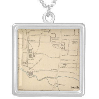 S Manchester, Scitico, Tariffville Silver Plated Necklace