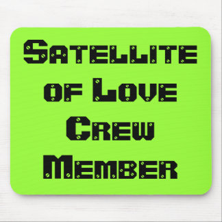 S.O.L Crew Member Mouse Pad