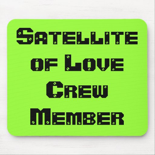 S.O.L Crew Member Mouse Pads