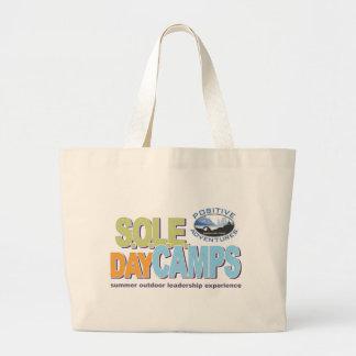 S.O.L.E. Summer Camps Jumbo Tote Bag