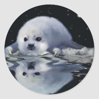 S.O.S. Save Our Harp Seals Wildlife Supporter