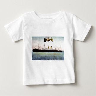S.S. Celtic (White Star Line) 20,904 Tons Baby T-Shirt