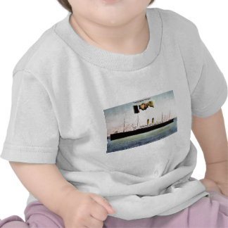 S.S. Celtic (White Star Line) 20,904 Tons Tshirts