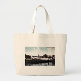 S.S. City of Buffalo Jumbo Tote Bag
