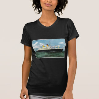 S.S. Constitution American Express Lines Vintage T-Shirt