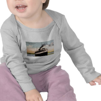 S.S. Princess Charlotte, Canadian Princess Line Tshirts