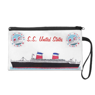 S S United States - wristlet
