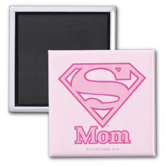 S-Shield Mom Square Magnet