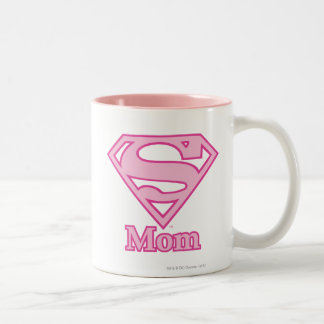 S-Shield Mom Two-Tone Coffee Mug