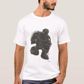 S.T.A.L.K.E.R. Exo Skeleton Character T-Shirt