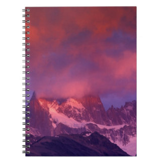 SA, Argentina, Los Glaciares National Park, Notebook