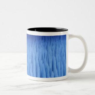 SA, Chile, Coquimbo Region, Nieve Penitente; Two-Tone Coffee Mug