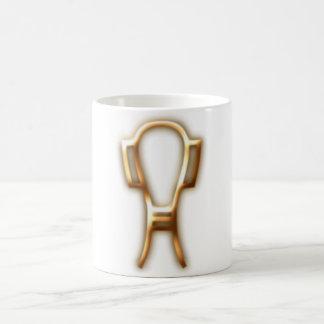Sa-Schleife ägyptisches Schutz Symbol Kaffee Tasse