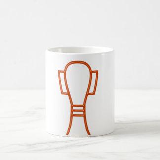 Sa-Schleife ägyptisches Schutz Symbol Kaffeetasse