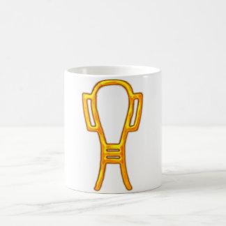 Sa-Schleife ägyptisches Schutz Symbol Kaffee Tassen