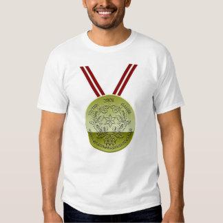 SAA Winter Games Bronze Medal Tees