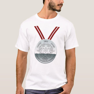 SAA Winter Games Silver Medal T-Shirt