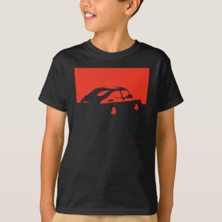 Saab 900 SPG/Aero - Red on dark shirts only