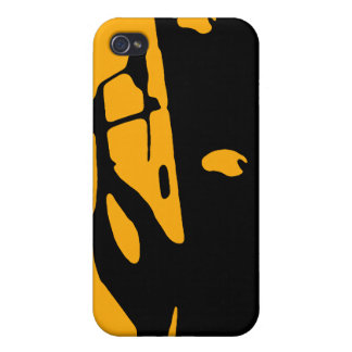Saab 900 SPG/Aero - Yellow on dark bkgd speck case