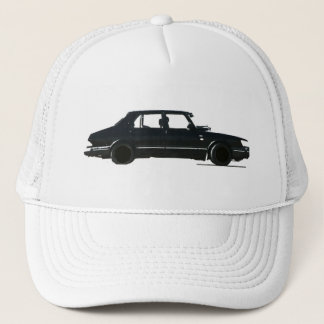 SAAB 900 TRUCKER HAT