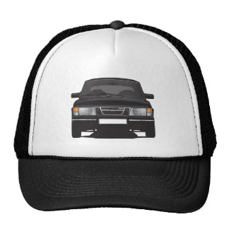 Saab 900 turbo (black) cap
