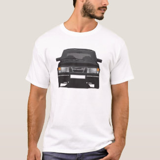 Saab 900 turbo (black) T-Shirt