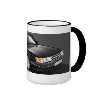 Saab 900 Turbo coupe Mug