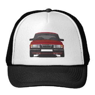 Saab 900 turbo (red) cap