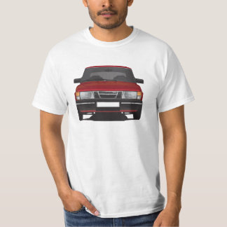 Saab 900 turbo (red) T-Shirt