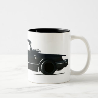 SAAB 900 Two-Tone COFFEE MUG