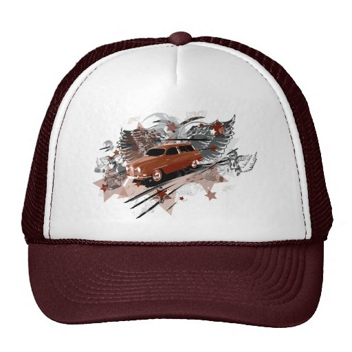 Saab 95 goes to heaven hat