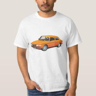 SAAB 99 orange T-Shirt