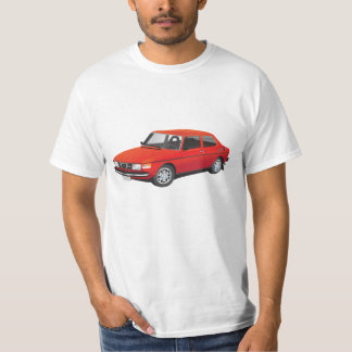 SAAB 99 red T-Shirt