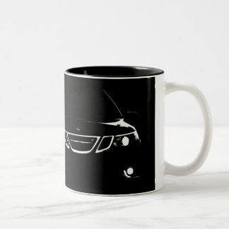 Saab 9-3 Aero Mug