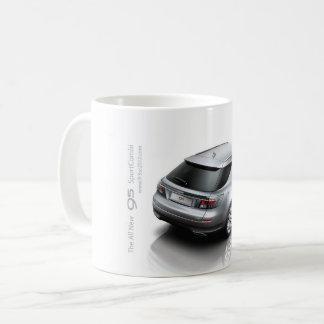 Saab 9-5 NG Coffee Mug