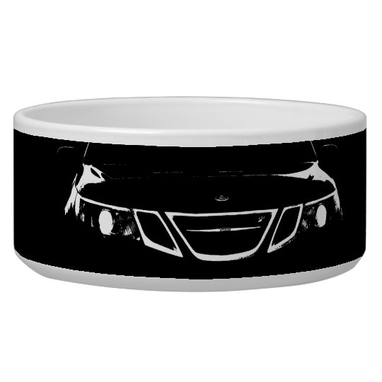 Saab Dog Bowl