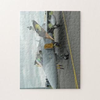Saab Gripen jigsaw Jigsaw Puzzle