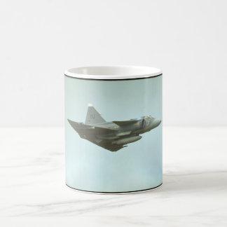 Saab JA37 Viggen, Swedish_Aviation Photography II Coffee Mug