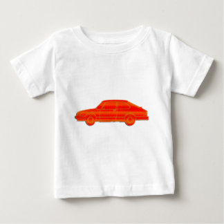 Saab Profile Baby T-Shirt