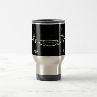 Saab Stainless Commuter Mug