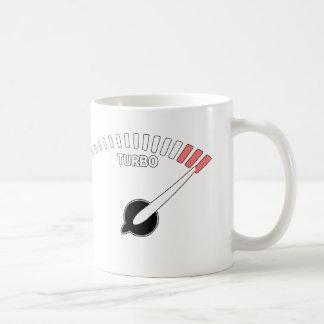 Saab Turbo Coffee Mug