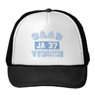 Saab Viggen - BLUE Mesh Hats