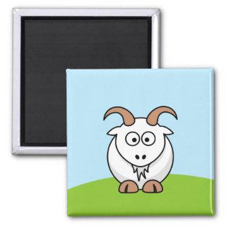 Saanen Goat Magnet