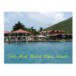 Saba Rock Postcards