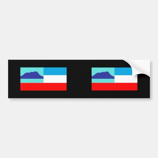 Sabah, Malaysia Bumper Sticker